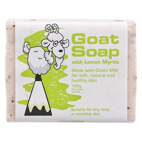 Goat Soap Lemon 山羊奶檸檬味皂100g