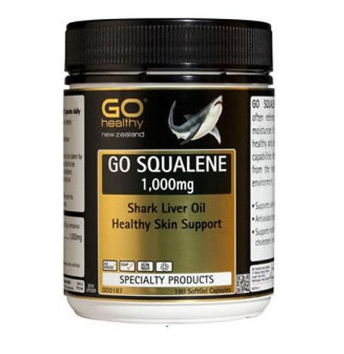 Go Healthy Go Squalene 1000mg 180s 高含量角鯊烯膠囊