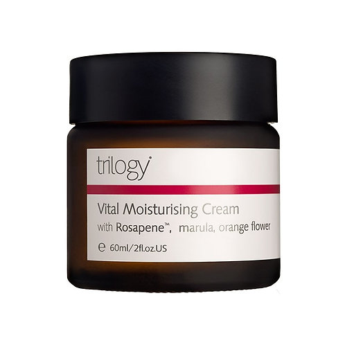 Trilogy Vital Moisturising Cream 60ml 有機玫瑰果活力保濕霜 60ml