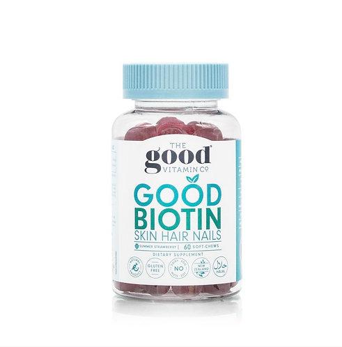 The Good Vitamin Co Biotin 60 Soft Chews 成人膠原蛋白軟糖