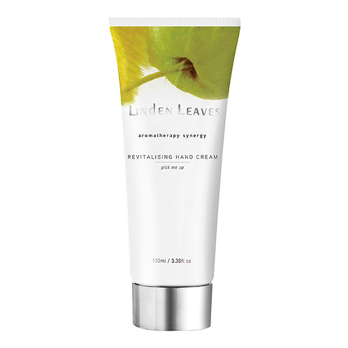 Linden Leaves Revitalising Hand Cream Lemon 100ml 檸檬清爽手霜100ml
