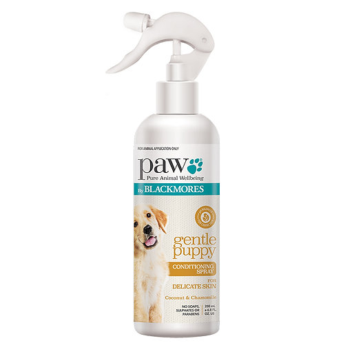 Blackmores Gentle Puppy Conditioning Spray 200ml 清潔除味柔順噴霧 200ml