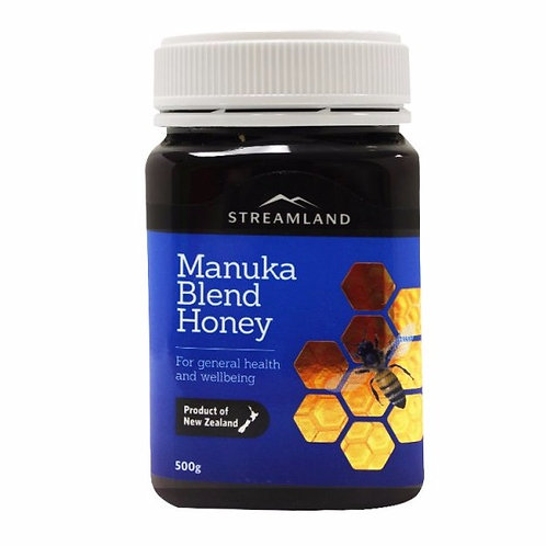 Streamland Manuka Honey Blend 500g 麥蘆卡混合蜂蜜