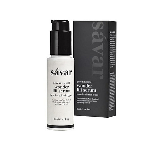 Savar Wonder Lift Serum 60ml (Dry/Mature/Sensitive Skin) 緊緻提拉精華 (幹/成熟/敏感皮膚)