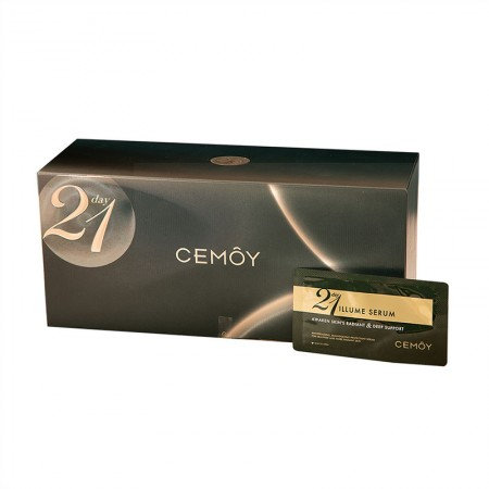 Cemoy 21 Day Illume Serum 2ml*21 21天極光早安精華2ml*21片/盒