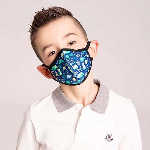 Meo KN95 Kids Mask - Dinosaur (10 Filters) 兒童防護口罩 恐龍 (10滤芯)