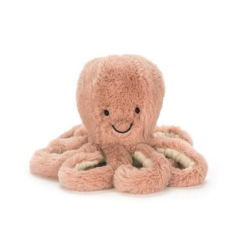 Jellycat Odell Octopus 毛绒章鱼