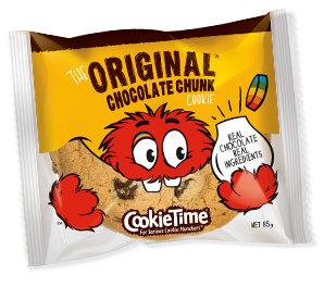 Cookie Time Original Chunk Cookie 85g 原味曲奇餅