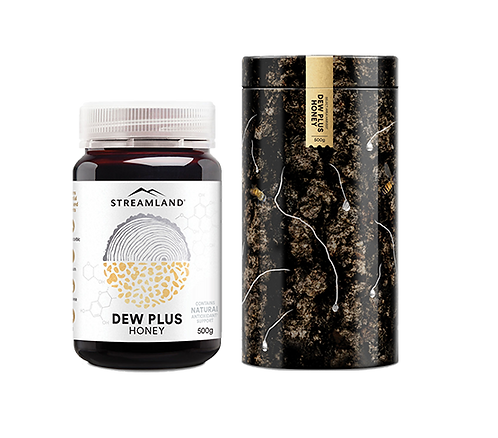 Streamland Dew Plus Honey 500g 毛棒樹蜜露