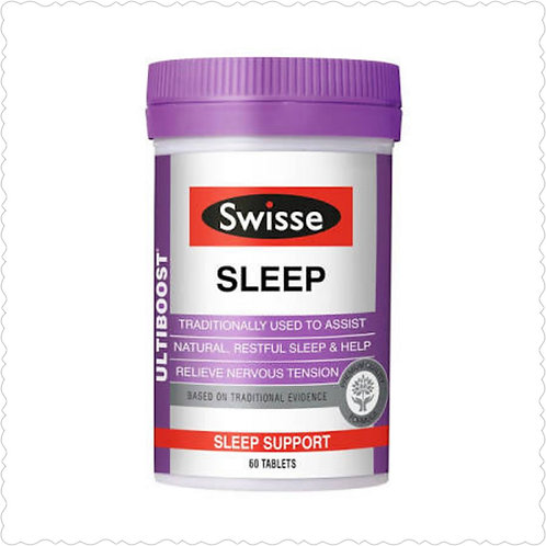 Swisse Sleep 100t 助睡眠片100粒