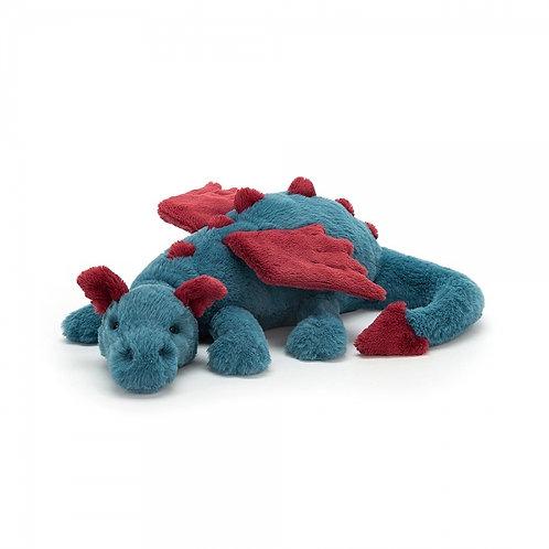Jellycat Dexter Dragon 50cm 德克斯特飛龍