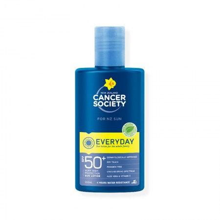 NZ Cancer Society Everyday Sunscreen Lotion SPF50+ 400ml 防曬乳液SPF50 +