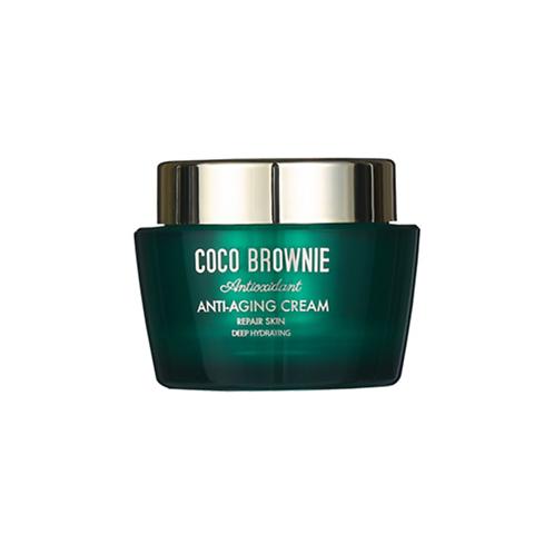 Coco Brownie Anti-Ageing Cream 50ml 蝦青素抗初老滋潤面霜 50ml