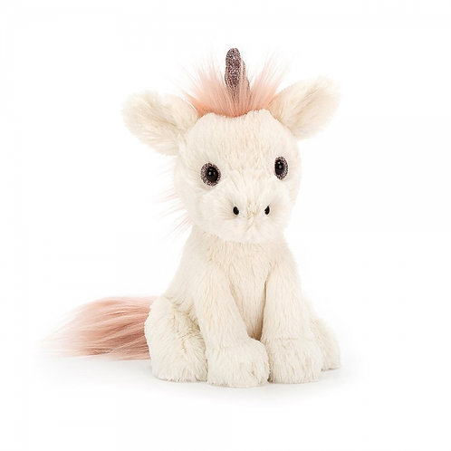 Jellycat Starry-Eyed Unicorn 18cm 星星眼睛獨角獸