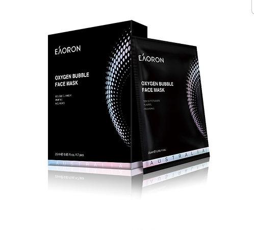Eaoron Oxygen Bubble Face Mask 7pc 氧氣泡泡面膜7片