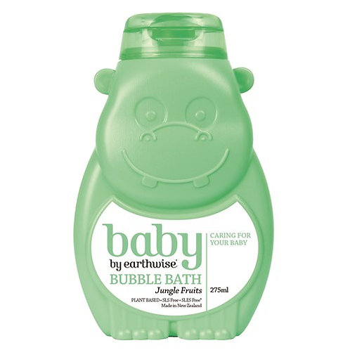 Earthwise Baby Bubble Bath Jungle Fruit 275ml 嬰兒水果泡泡浴