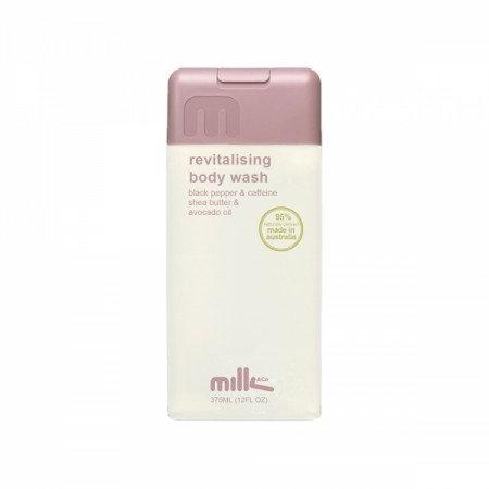 Milk&Co Revitalising Body Wash 375ml 女士喚醒活力溫和沐浴露
