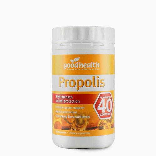 Good Health Propolis 40mg 200c 好健康 蜂膠膠囊 黄酮40mg 200粒