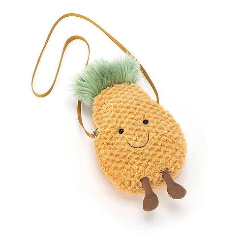 Jellycat Pineapple Bag 33cm 菠蘿包包