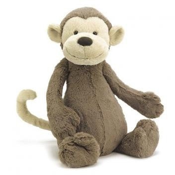 Jellycat Bashful Monkey 可愛猴子 25cm