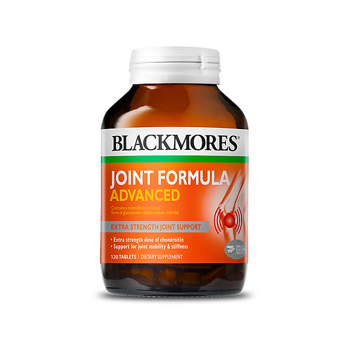 Blackmores Joint Formula Advanced 120t 加強型關節靈 120粒