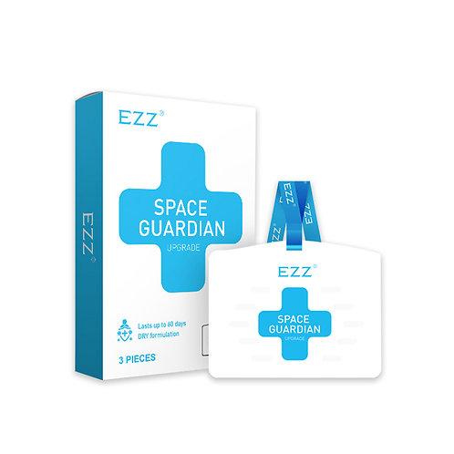 EZZ Space Guardian 3pc 空氣防護基因病毒除菌卡3片裝