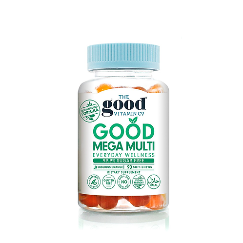The Good Vitamin Co Mega Multi 90 Soft Chews 成人多種維生素軟糖90粒