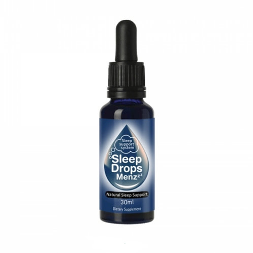 SleepDrops Menz 30ml 男士睡眠滴劑