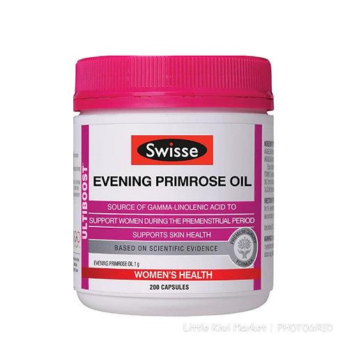 Swisse Evening Primrose Oil 200c 月見草油 200粒