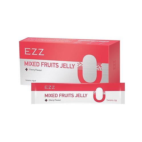 EZZ Mixed Fruits Jelly 15g*7 基因減脂果凍