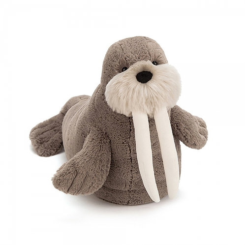 Jellycat Willie Walrus 40cm 威利海象