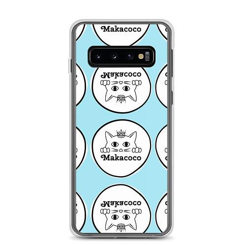 Makacoco Samsung Case - Blue full print