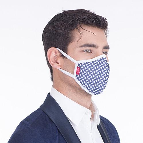 Meo KN95 Lite Mask - Stitches (10 Filters) 成人輕便防護口罩 - 繡花紋 (10濾芯)
