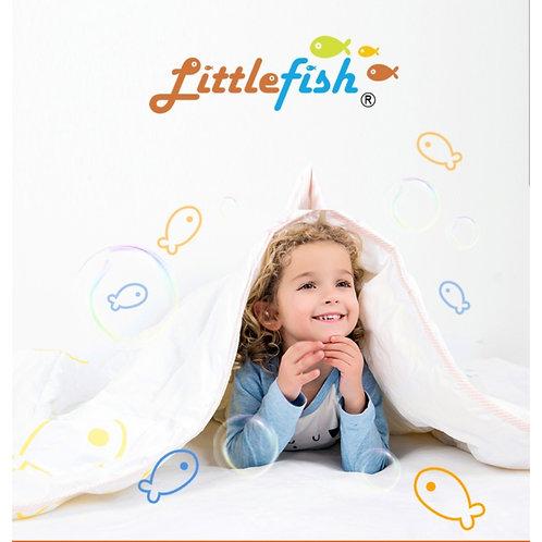 Littlefish Alpaca Quilt 兒童駝羊四季被120*150cm (包郵)
