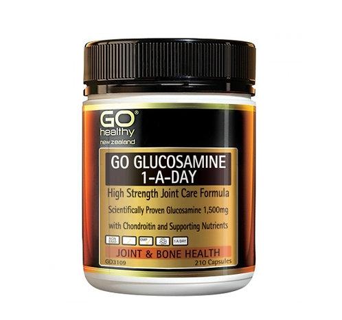 Go Healthy Go Glucosamine 1500mg 210c 維骨力膠囊210粒