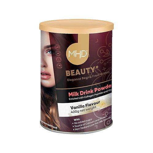 MHD Beauty Milk Drink Powder + Collagen 400g 膠原蛋白奶粉