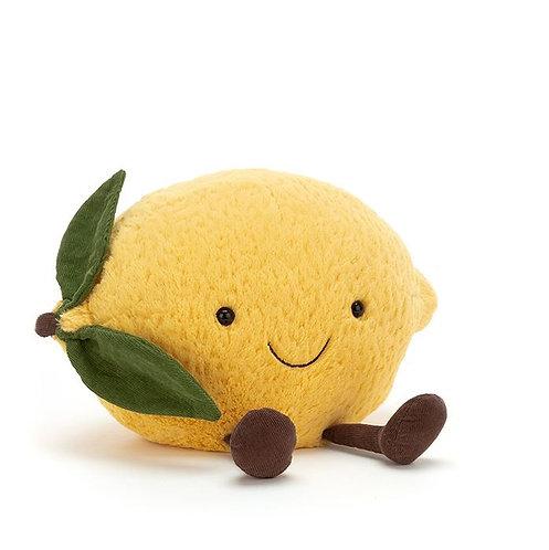 Jellycat Lemon 27cm 檸檬公仔