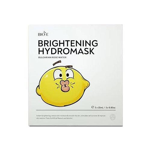 Bio-E Brightening Hydromask 5pc 亮白面膜5片/盒