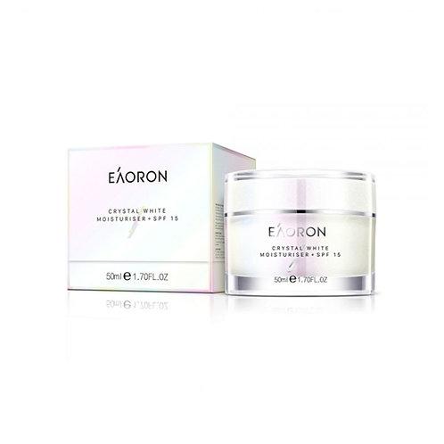 Eaoron Crystal White Brightening Cream SPF15+50ml 美白防曬素颜霜