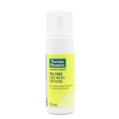 Thursday Plantation Tea Tree Face Wash 150ml 茶樹油洗面奶