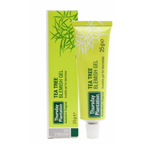 Thursday Plantation Tea Tree Blemish Gel 25g 茶樹油精華祛痘膏