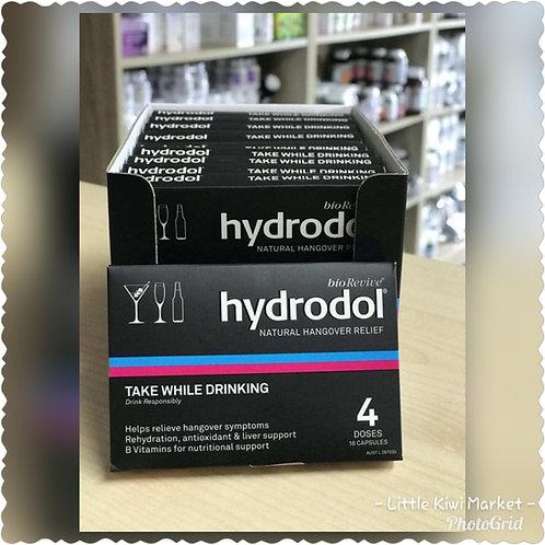 BioRevive Hydrodol Natural Hangover Relief 天然解酒片16粒