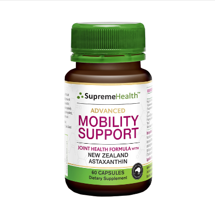 Supreme Health Advanced Mobility Support 60 capsules 天然蝦青素 關節配方 60粒