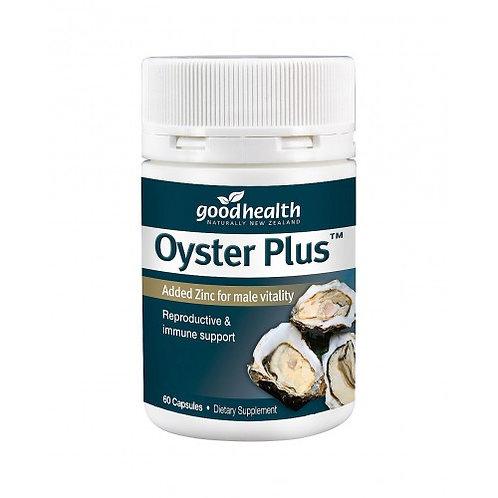 Good Health Oyster Plus 60c 好健康生蠔粉膠囊60粒
