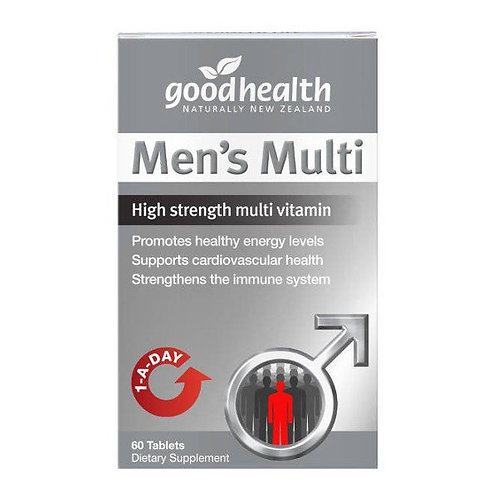 Good Health Men's Multi 60s 好健康男性綜合维生素60粒