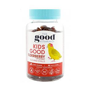 The Good Vitamin Co Kids Good Elderberry 90 Soft Chews 兒童提升免疫力軟糖90粒