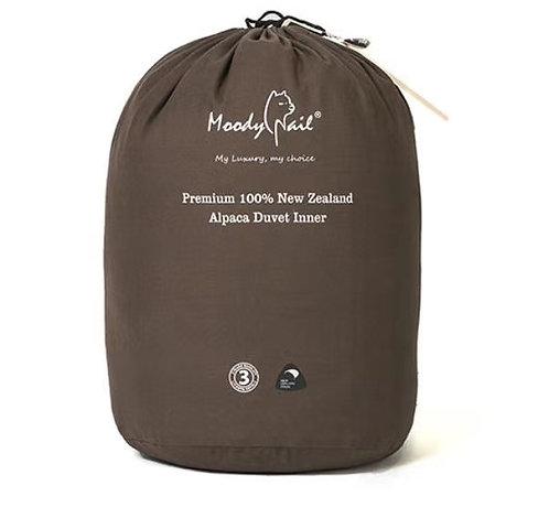 MoodyNail Premium 100% New Zealand Alpaca Duvet Inner 350gsm 新西蘭100%羊駝毛被350gsm
