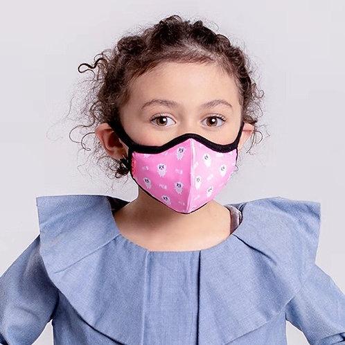 Meo KN95 Kids Mask - Sheep (2+8 Filters) 兒童防護口罩 綿羊款 (2+8滤芯)