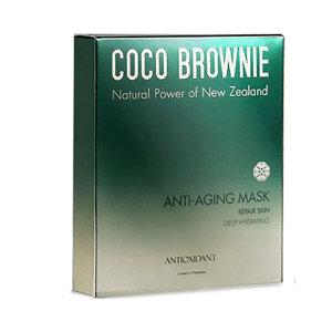 Coco Brownie Anti-Aging Mask 7pc 蝦青素抗衰老面膜7片