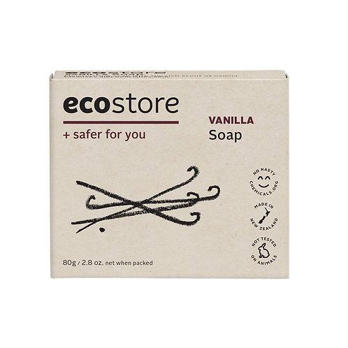 Ecostore Vanilla Soap 80g 纯天然香草味香皂